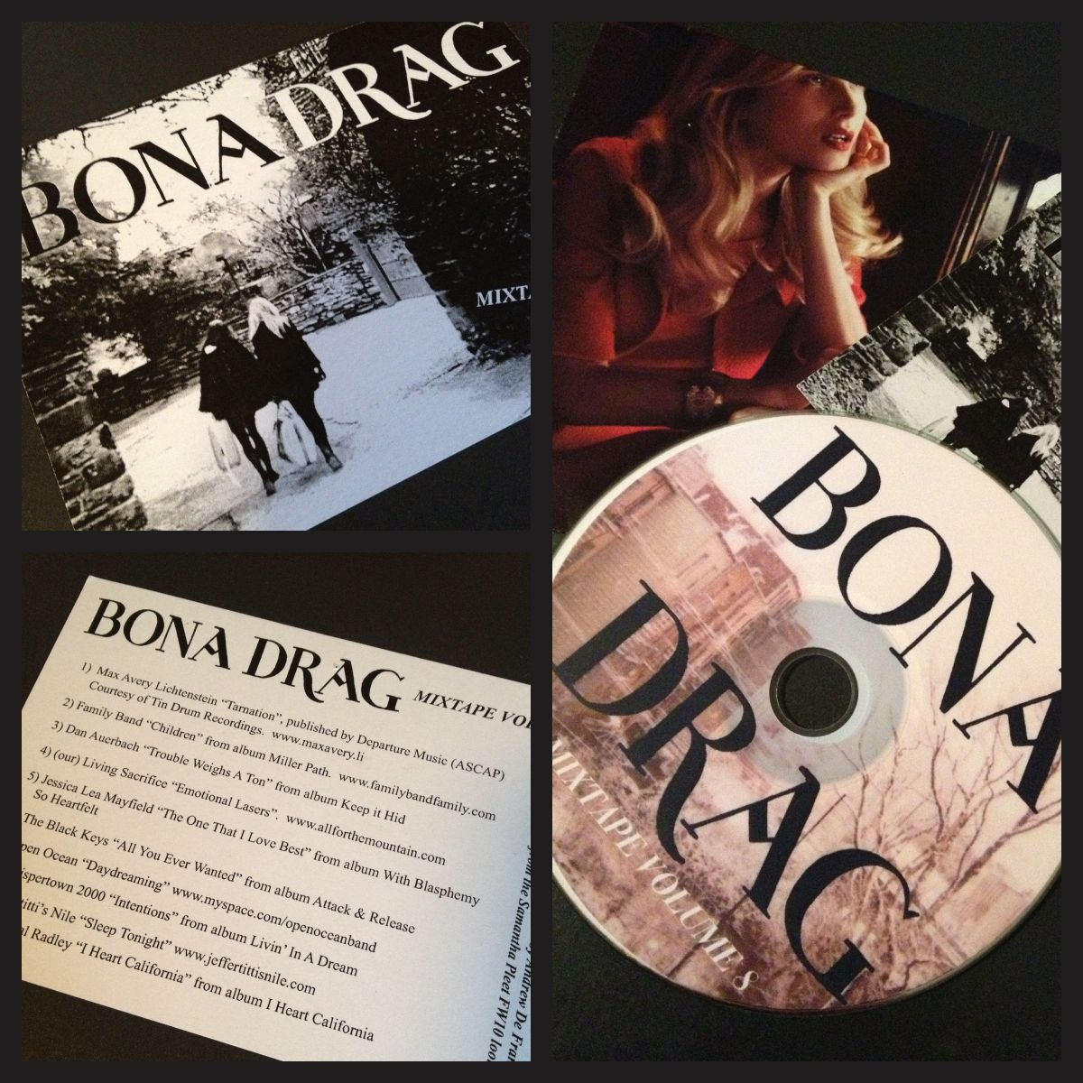 Bona Drag Mixtape